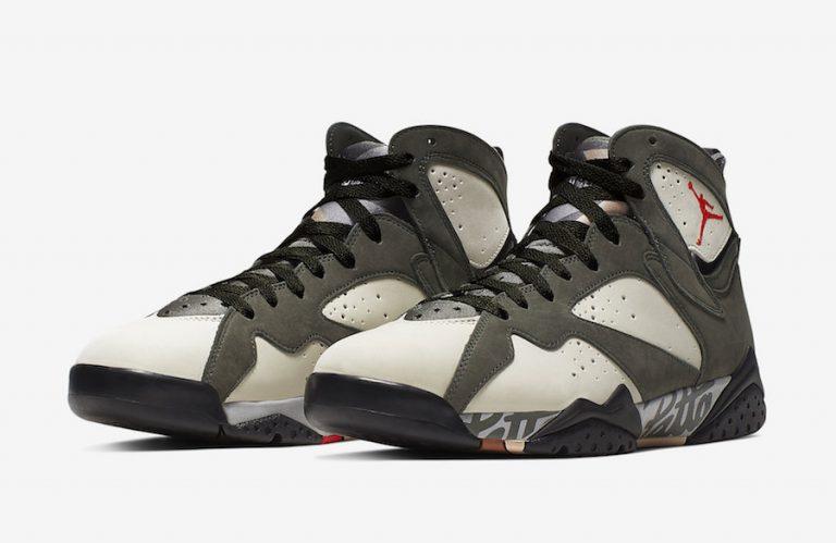 Nike Jordan 7 x Patta «Icicle»