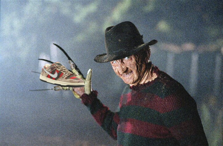 Nike SB Freddy Krueger: La Historia
